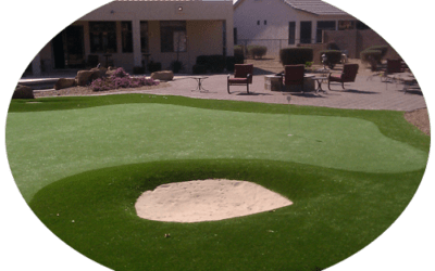 Artificial Turf Keeps Monsoon Maintenance Low in Arizona